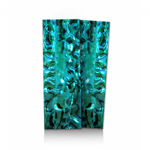 Shell Plate- Turquoise (Out of Stock)